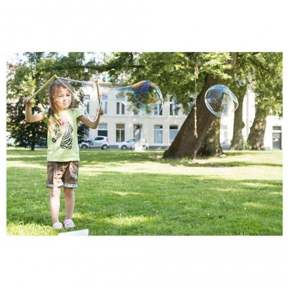 Palos con Cordel para Hacer Burbujas de Jabón Gigantes