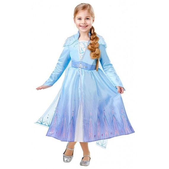 Disfraz de Elsa Deluxe de Frozen 2 Infantil