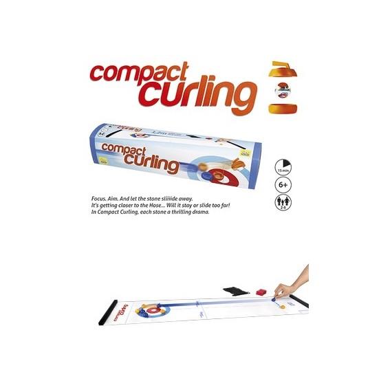 Juego de Curling Compacto 1,20 Metros