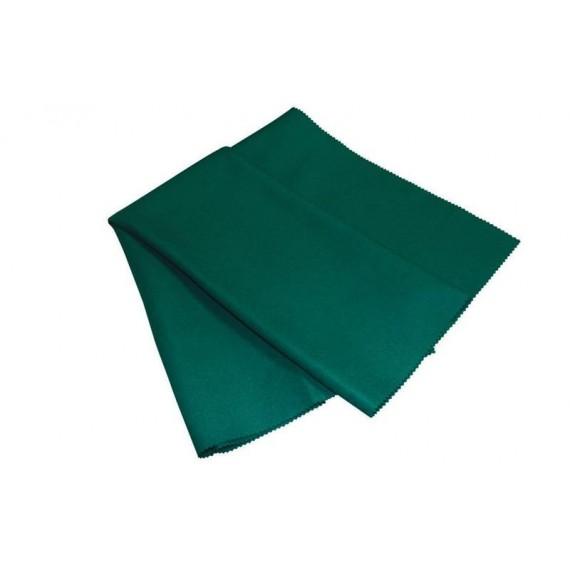 Mantel de Juego Fieltro color Verde de 80 x 80 Centímetros
