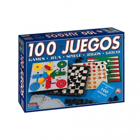 Juego de Mesa con 100 Juegos