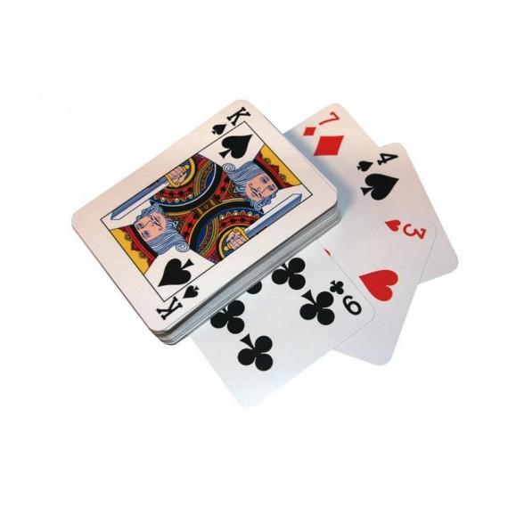 Baraja de Cartas de Póker Inglés