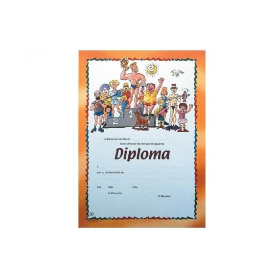 Diploma para Animación de Deporte