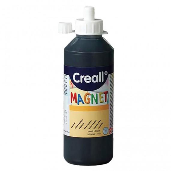 Pintura Magnética de color Negro de 250 Mililitros Marca Creall