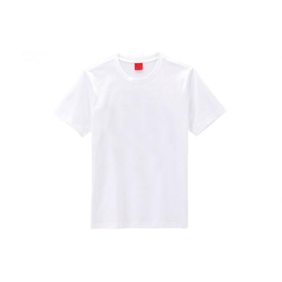 Camiseta para Niño 100% Algodón de color Blanco
