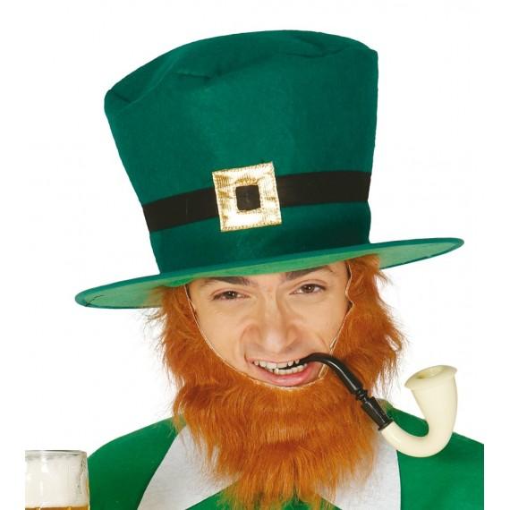 Sombrero de San Patrick´s Day de color Verde para Adulto