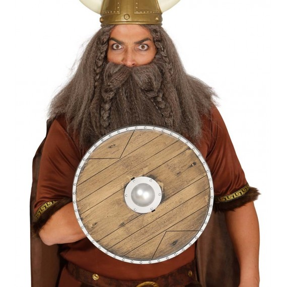 Escudo de Vikingo de 40 Centímetros
