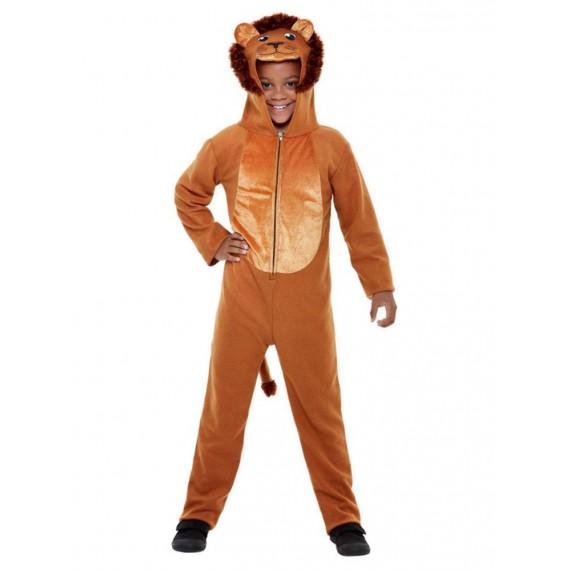 Disfraz de León de color Marrón Infantil