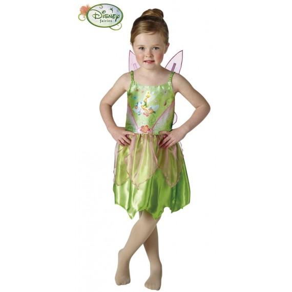 Disfraz de Campanilla Clásica Infantil