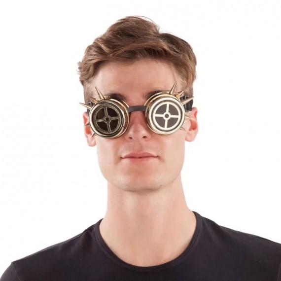 Gafas de Steampunk para Adulto