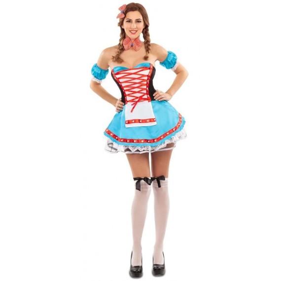 Disfraz de Octobertfest Sexy para Adulto