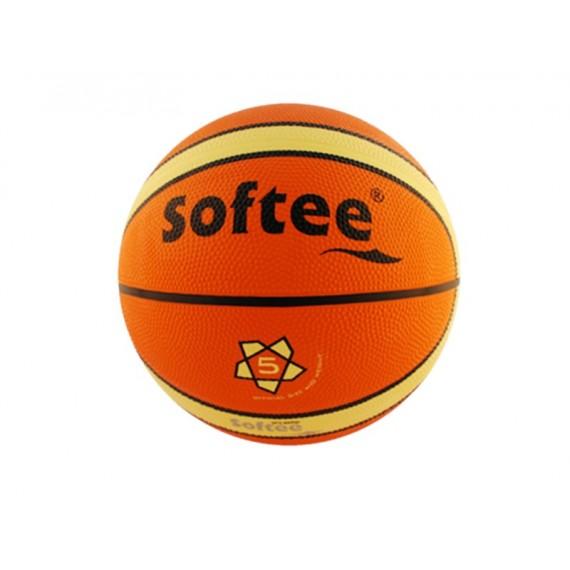 Balón para Minibasket Talla 5 de Nylon