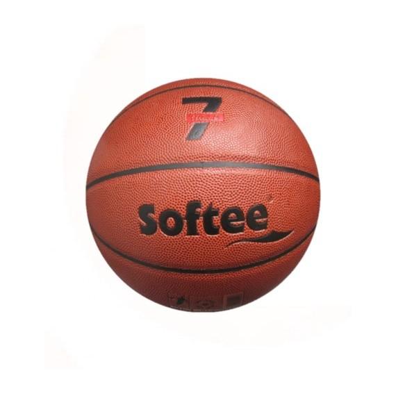 Balón para Baloncesto Senior Talla 7 de Cuero