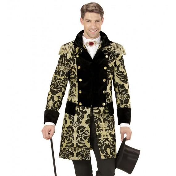 Abrigo de Hombre de Desfile de color Oro para Adulto