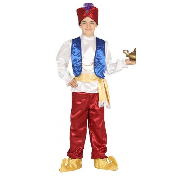 Disfraz de Ladrón del Desierto Infantil