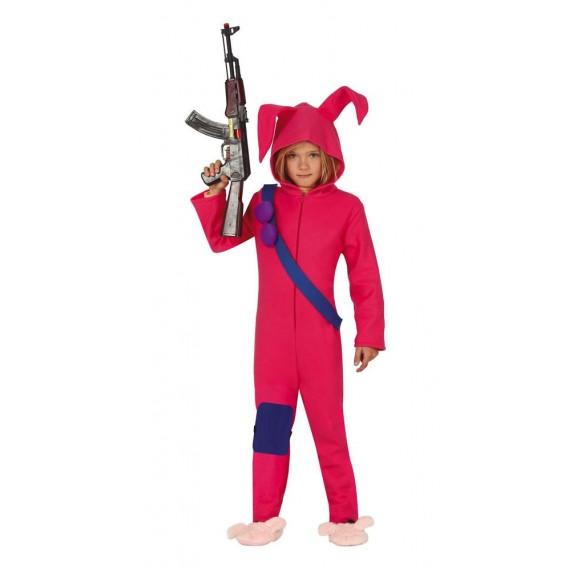 Disfraz de Conejito Soldado Infantil